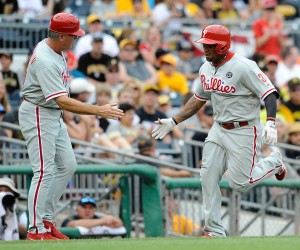 Philadelphia Phillies v Pittsburgh Pirates