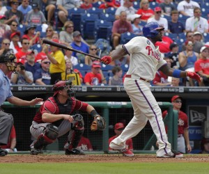 Arizona Diamondbacks v Philadelphia Phillies