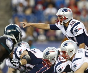 NFL: Preseason-Philadelphia Eagles at New England Patriots
