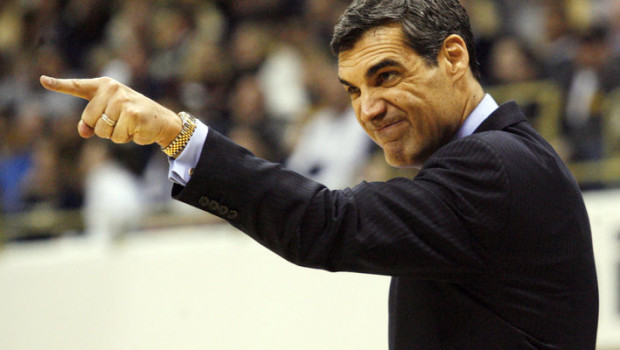NCAA Basketball: Villanova at Pittsburgh