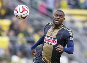MLS: Philadelphia Union at Columbus Crew