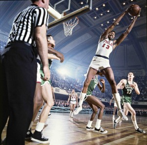 Wilt Chamberlain and Cover