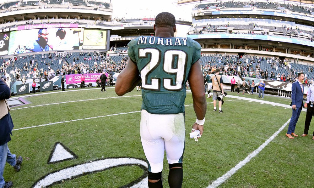 EAGLES' DEMARCO AND SAM ARE BACK IN TOP 10 FANTASY RANKINGS! - Fast ...