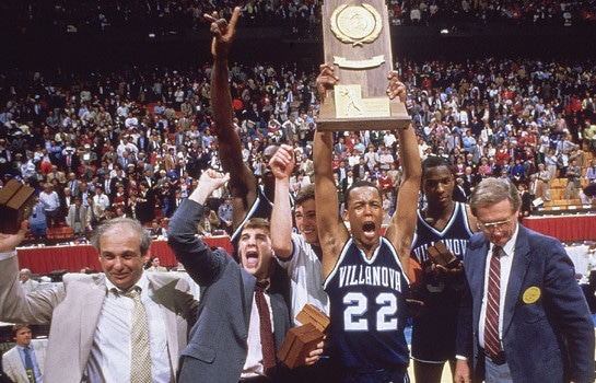 SEE WHERE 1985 VILLANOVA RANKS AMONG 77 FINAL FOUR CHAMPS! | Fast Philly Sports