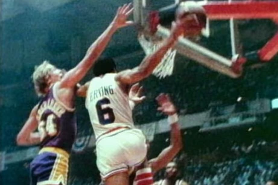 36 YEARS AGO TODAY: SIXER DR. J.'S MIRACULOUS SHOT FOR THE AGES! | Fast Philly Sports
