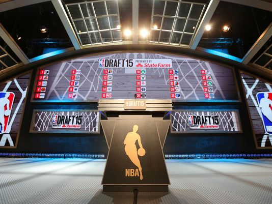Nba draft lottery date