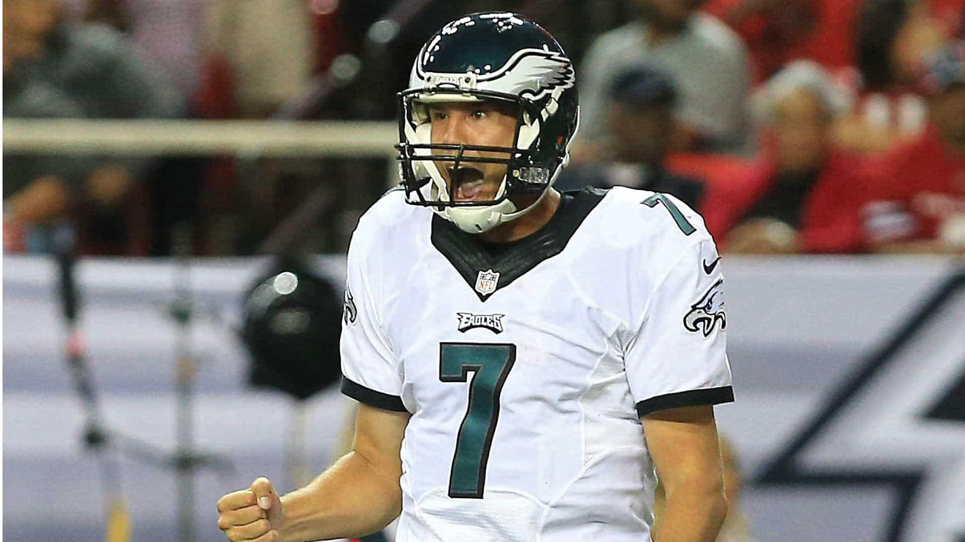 Image result for sam bradford eagles