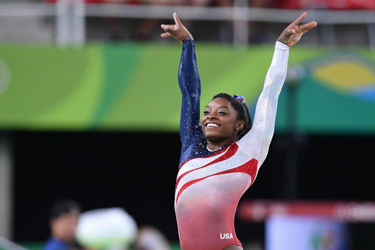 How Usa S Simone Biles Has Become Queen Of Rio Olympics