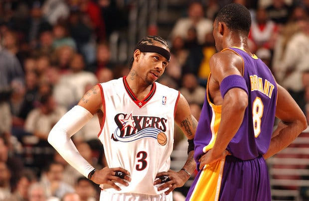 SIXER UNBREAKABLE ALLEN IVERSON'S ROAD TO THE HALL OF FAME ...
