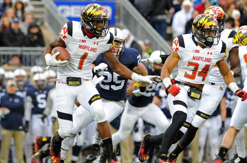 PENN STATE-MARYLAND: A RIVALRY THAT BORDERS ON HATE ...