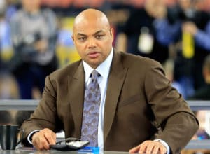 HOUSTON, TEXAS - APRIL 04:  Former NBA player and commentator Charles Barkley looks on prior to the 2016 NCAA Men's Final Four National Championship game between the Villanova Wildcats and the North Carolina Tar Heels at NRG Stadium on April 4, 2016 in Houston, Texas.  (Photo by Scott Halleran/Getty Images) ORG XMIT: 592274441 ORIG FILE ID: 519145080