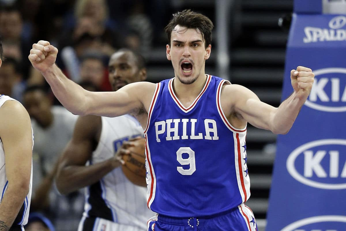 SIXERS TRADE RIPPLES: SUPER DARIO SARIC TO START! | Fast