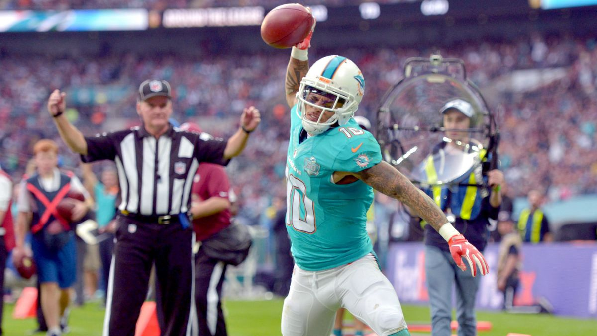 kenny stills color rush jersey