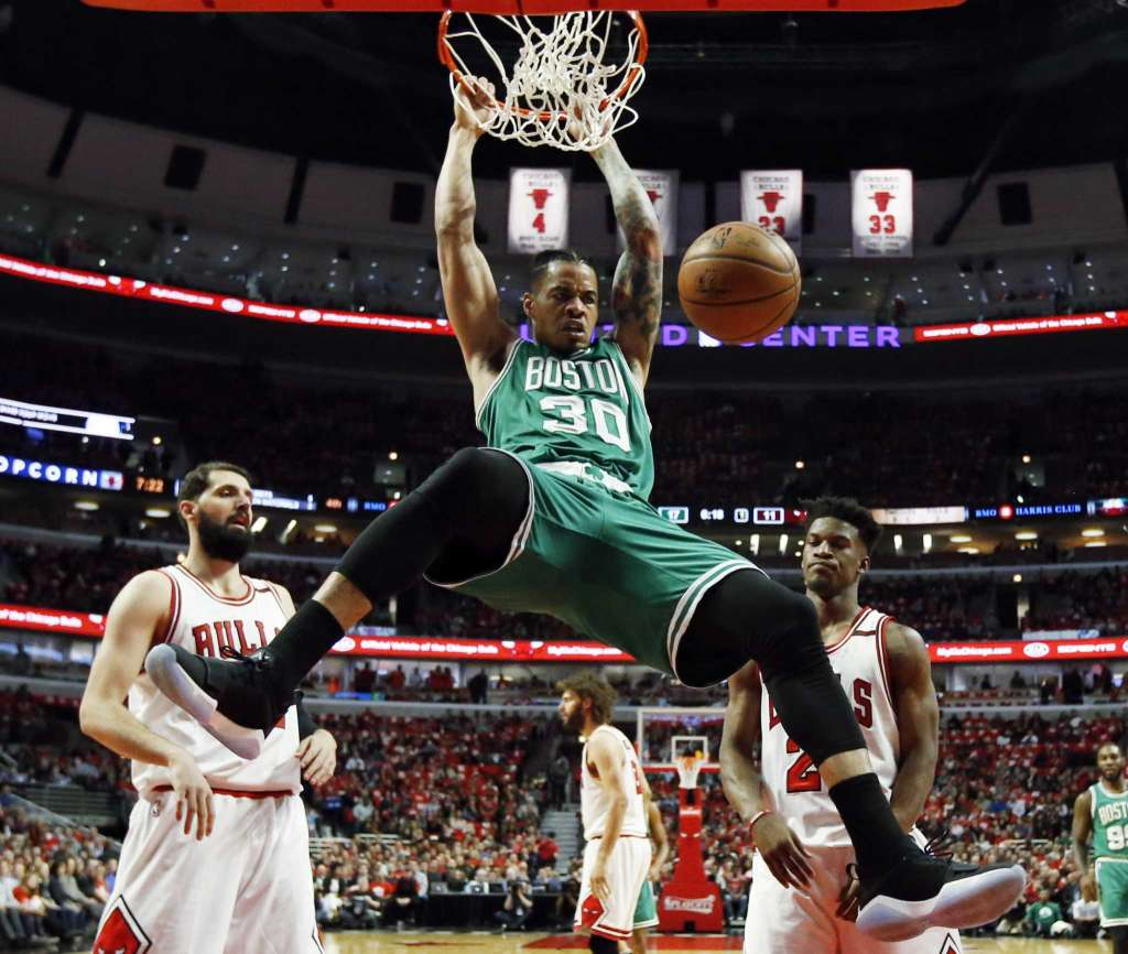 NBA: CELTS, WIZ CLOSE OUT AND SQUARE OFF IN EASTERN SEMIS