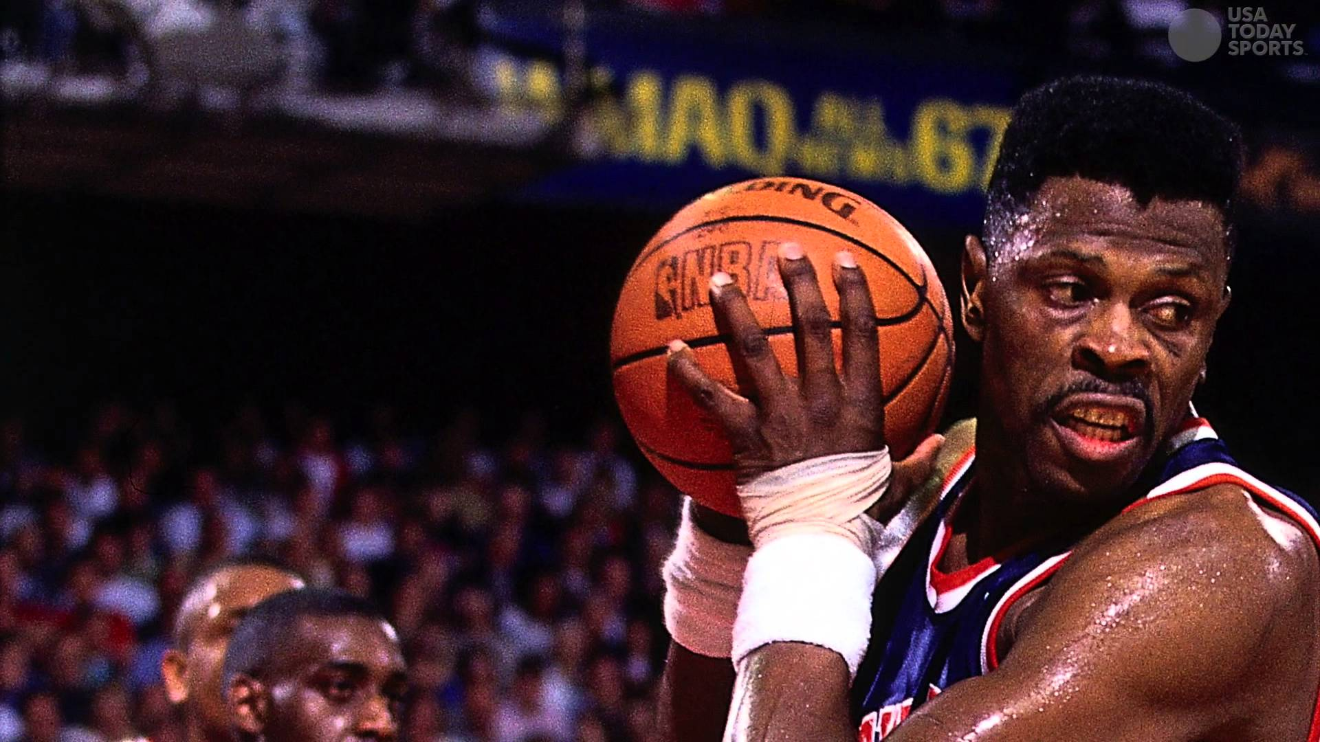 PATRICK S IN CHARGE HOYA GREAT EWING TO COACH GEORGETOWN Fast