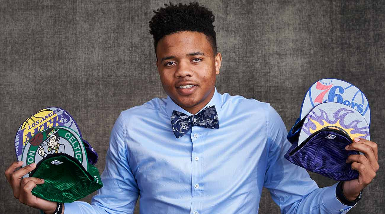Markelle Fultz In Philly Today Sixers Close To Deal For