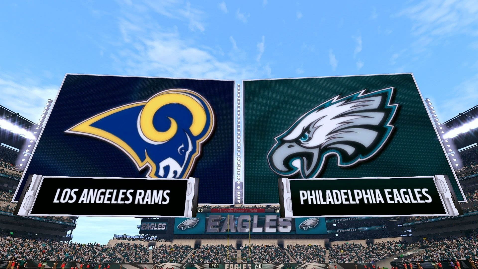 Eagles Vs Rams >> EAGLES HAVE EDGE ON RAMS DEFENSIVELY, ABOUT EVEN OFFENSIVELY!   Fast Philly Sports