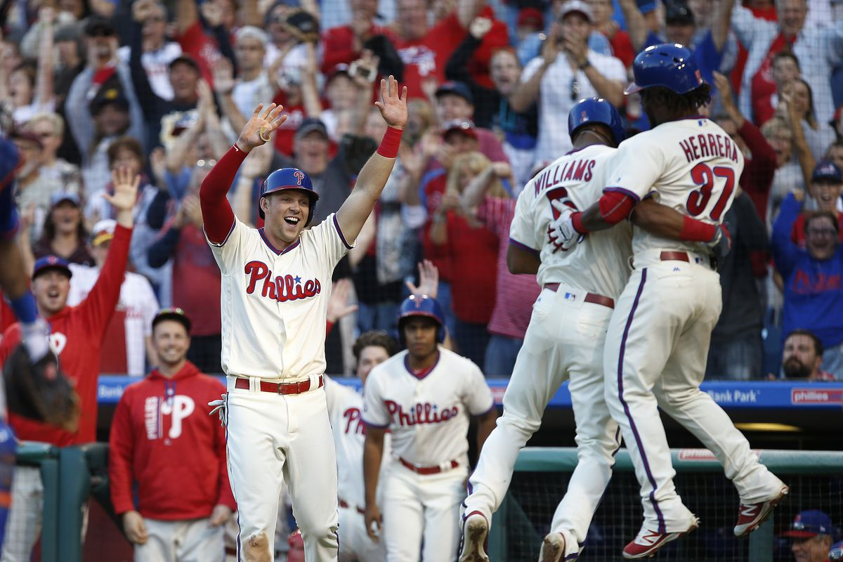 PHILLIES' REBUILD FROM THE ASHES RIVALS CUBS AND ASTROS ...