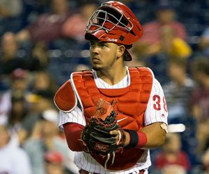 PHILLIES KAPLER COMPARES J ALFARO