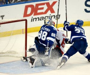 CAPS GO TO FINALS AFTER WIN OVER LIGHTNING