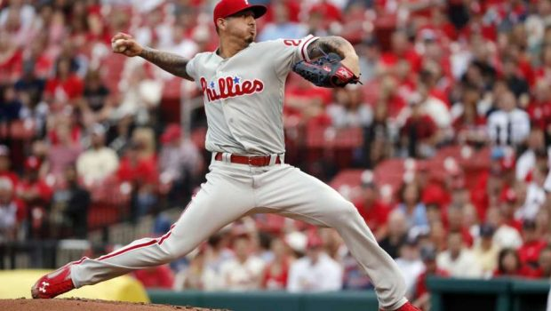 PHILLIES WILL BE CONTENDERS