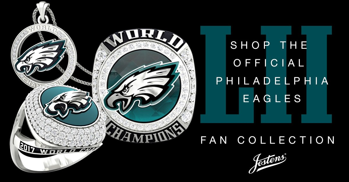 11k Bling Alert Heres How To Get Your Own Eagles Supe Ring