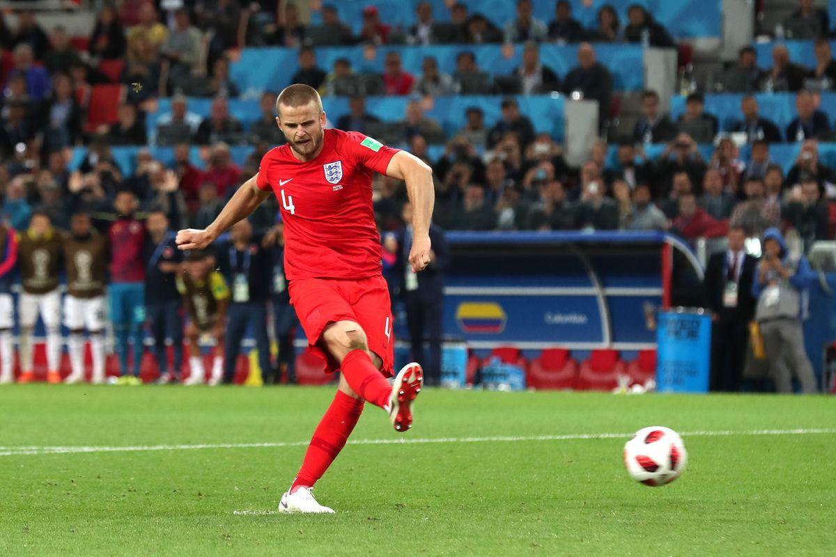 WATCH ENGLAND'S ERIC DIER'S WINNING PENALTY KICK! | Fast ...