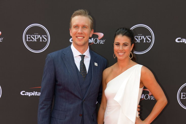 Foles-and-wife