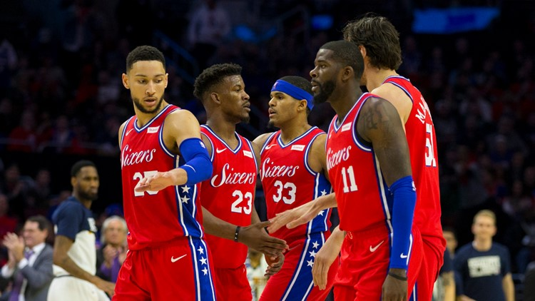 8c13ebbb7 NEW-LOOK SIXERS KNOCK OFF NUGGETS TO BEGIN PLAYOFFS PUSH!