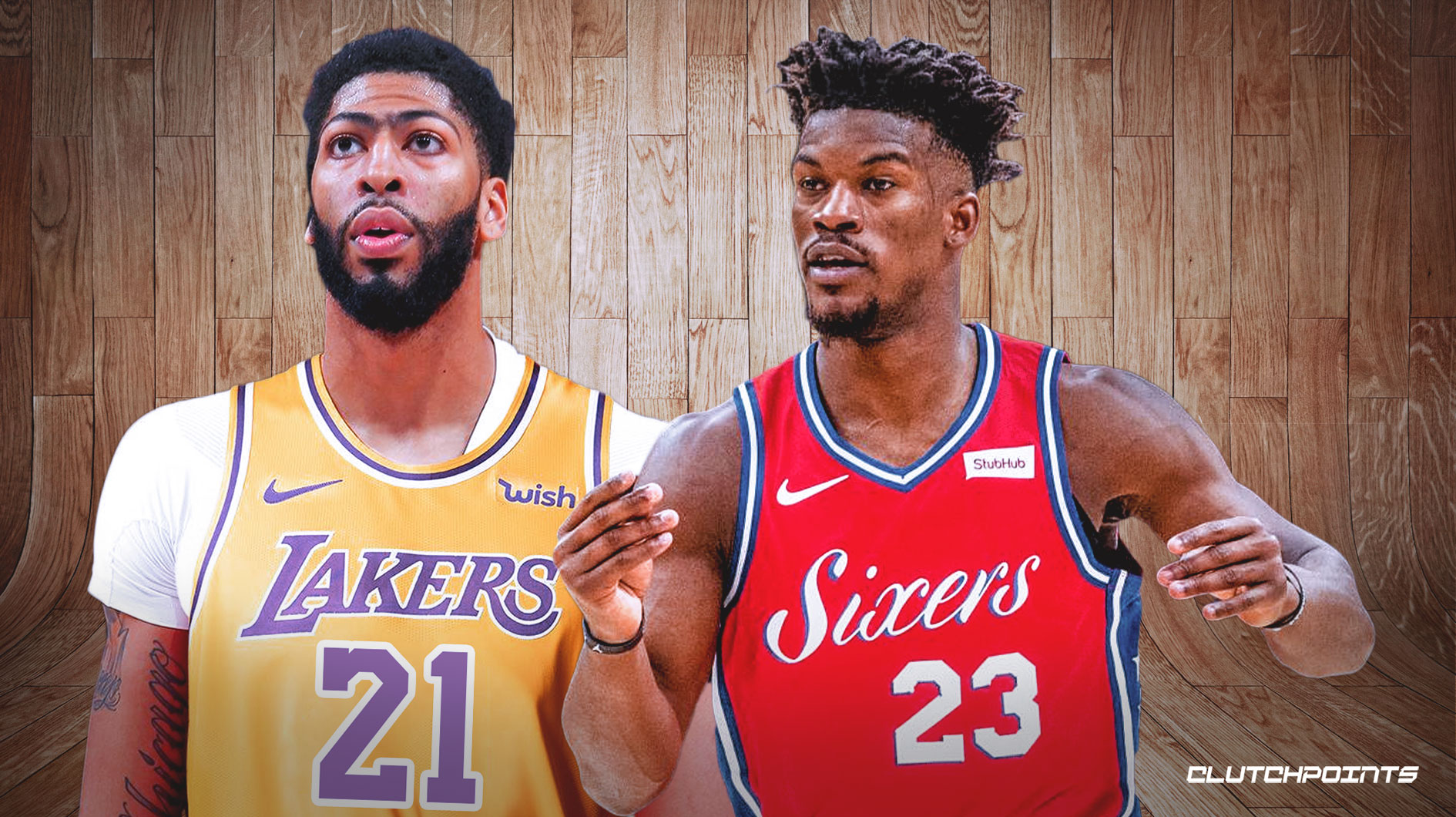 BAD NEWS FOR SIXERS? BUTLER LIKE DAVIS TO LAKERS! | Fast