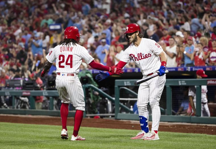 Phils Tied For 2nd Wild Card Hitting 337 Under Charlie