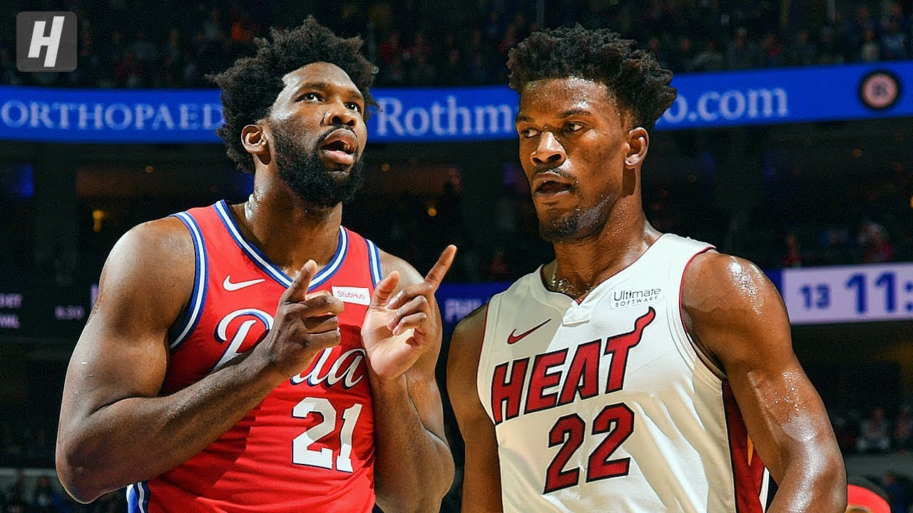 As Sixers Fail In Playoffs Heat S Jimmy Butler Trolls Away Fast Philly Sports