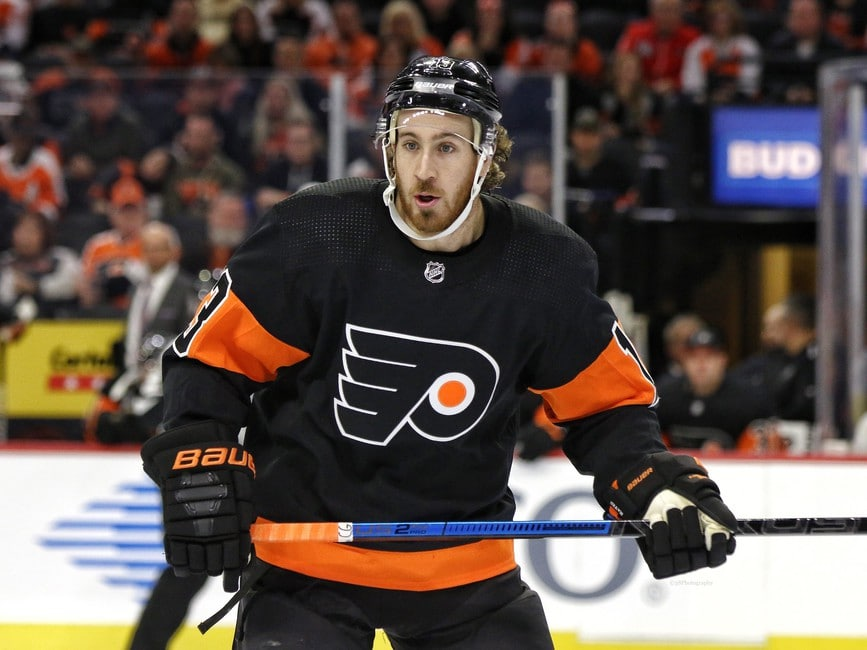 FLYERS SIGNING KEVIN HAYES HAS MADE A WORLD OF DIFFERENCE! | Fast Philly Sports
