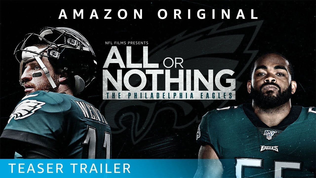 all or nothing nfl