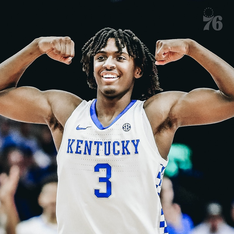 Why Sixers Rook Tyrese Maxey Will Be A Twitter Sensation Fast Philly Sports