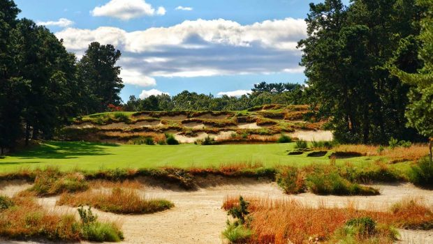 JERSEY'S PINE VALLEY, NO. 1 COURSE IN THE WORLD, TO ALLOW ...